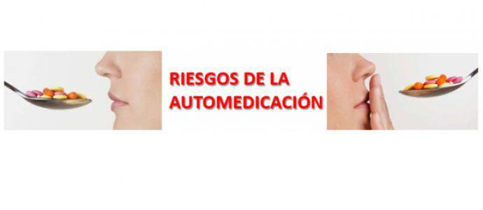 RIESGOS DE LA AUTOMEDICACIÓN