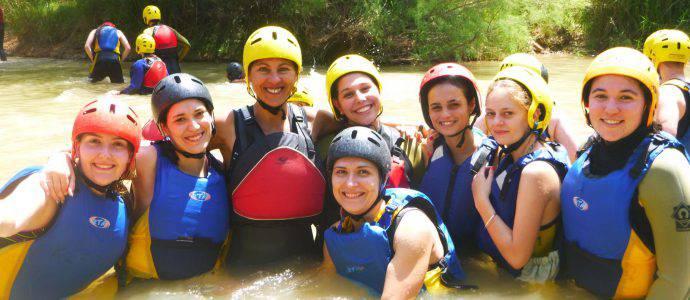 !! Nuestros alumnos/as se van de aventura al Río Cabriel !!
