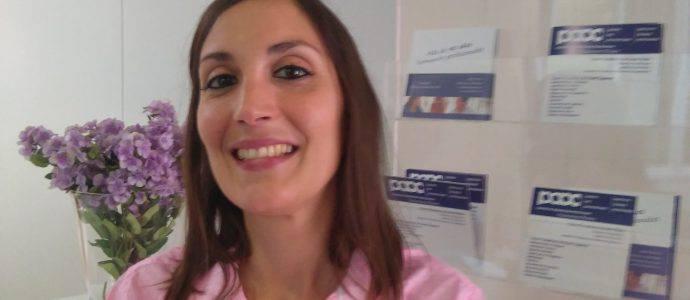 Noelia Sayas, exalumna de Instituto Pax obtiene el Premio Extraordinario de FP 2015/2016