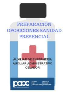 OPOSICIONES SANIDAD PRESENCIAL PAX