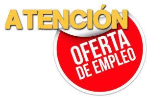 oferta-de-empleo atencion