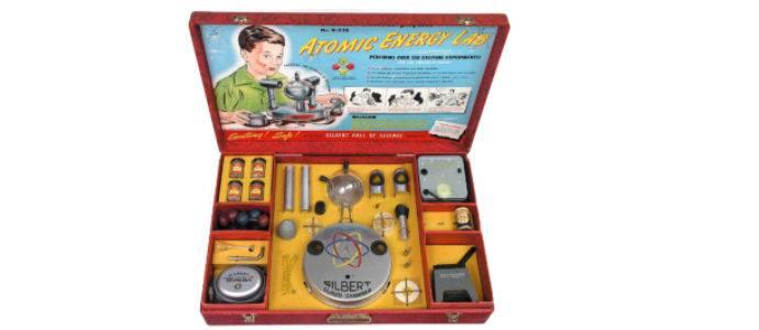 De cómo llegó la radiación (artificial) a nuestro hogar