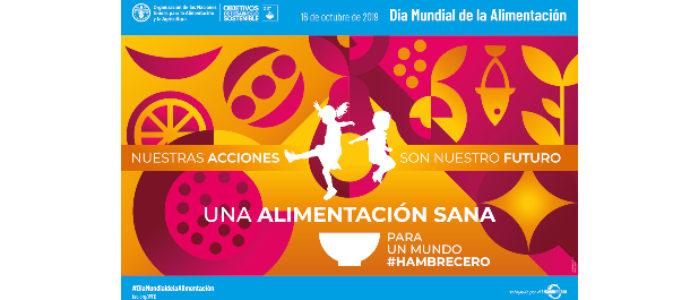 INSTITUTO PAX CELEBRA HOY 16 OCTUBRE EL DÍA MUNDIAL DE LA ALIMENTACIÓN