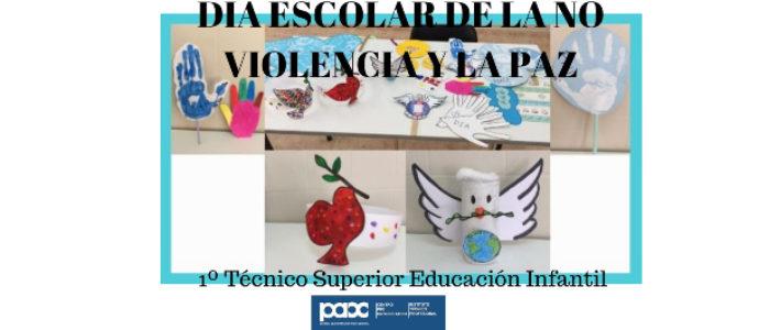 30 DE ENERO: DIA ESCOLAR DE LA NO VIOLENCIA Y LA PAZ