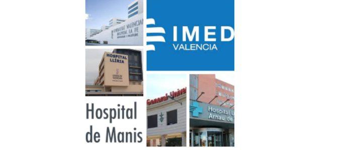 HOSPITALES VALENCIANOS ¡GRACIAS POR ACOGER A NUESTRO ALUMNADO!